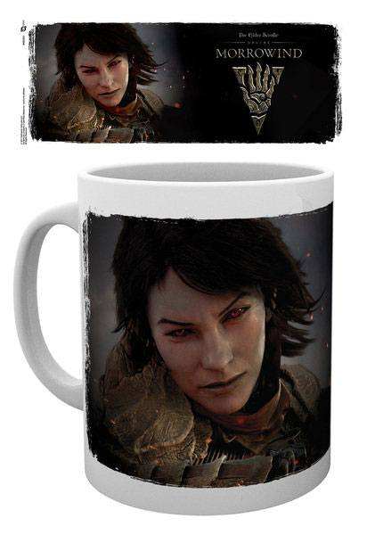 The Elder Scrolls Online Morrowind Mug Naru