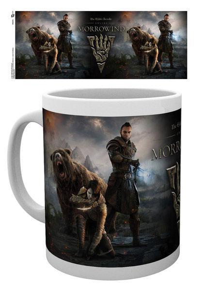 The Elder Scrolls Online Morrowind Mug Trio