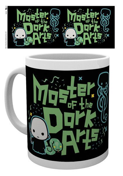 Harry Potter Mug Voldemort Master of Dark Arts