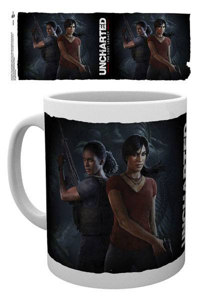 Uncharted The Lost Legacy Mug Cover