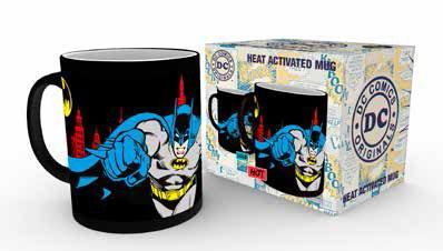 DC Comics Heat Change Mug Batman