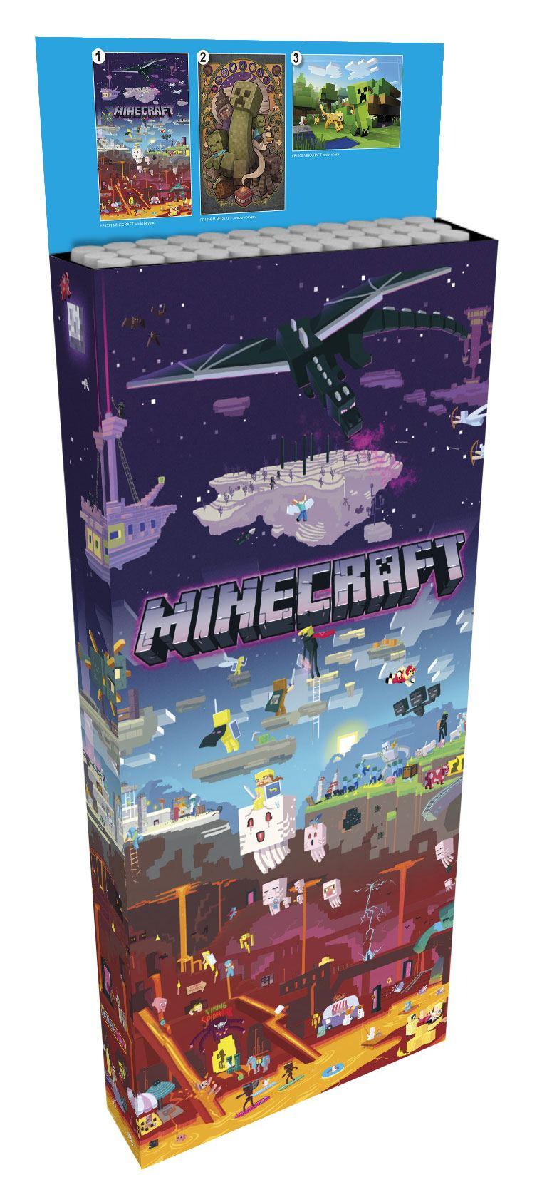 Minecraft Poster 61 x 91 cm Display (35)