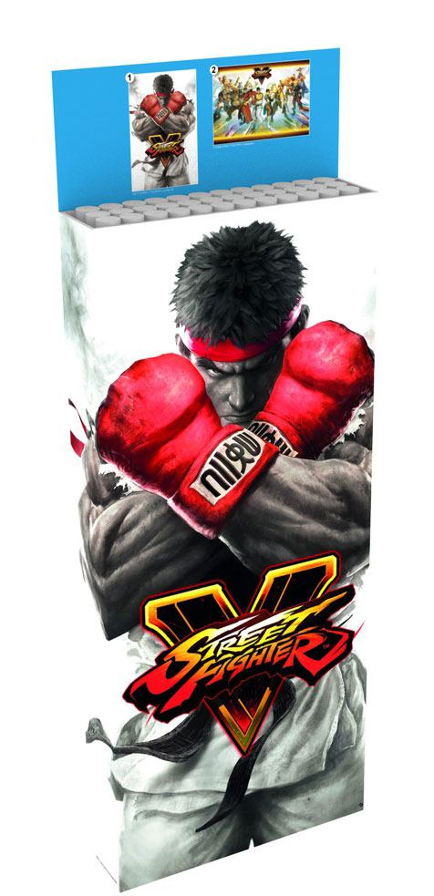 Street Fighter V Poster 61 x 91 cm Display (35)