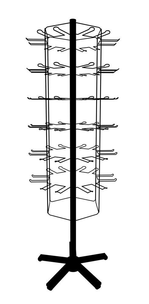 Merchandise Spinner 183 cm