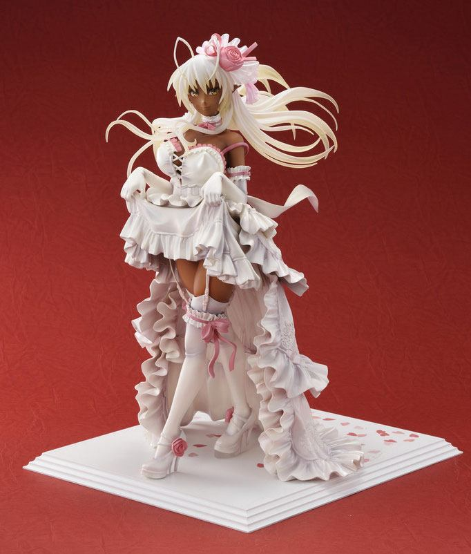 Full Metal Daemon Muramasa PVC Statue 1/7 Muramasa the 34rd Oasis Wedding Ver. 25 cm