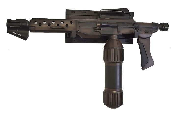 Aliens Replica M240 Incinerator 78 cm