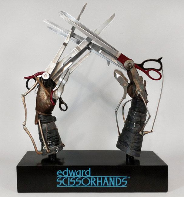 Edward Scissorhands Replica 1/1 Edward?s Scissorhands 61 cm