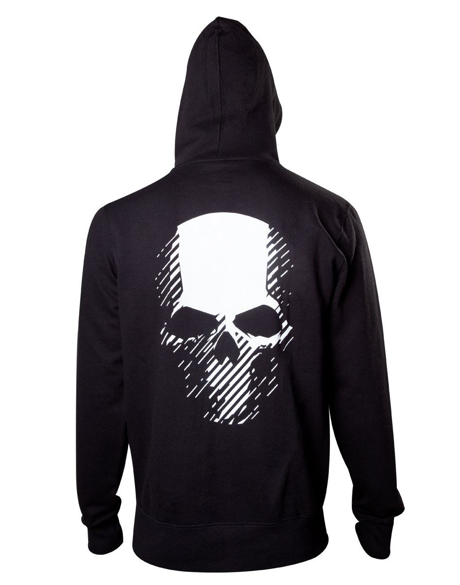 Ghost Recon Wildlands Hooded Sweater Skull Size M