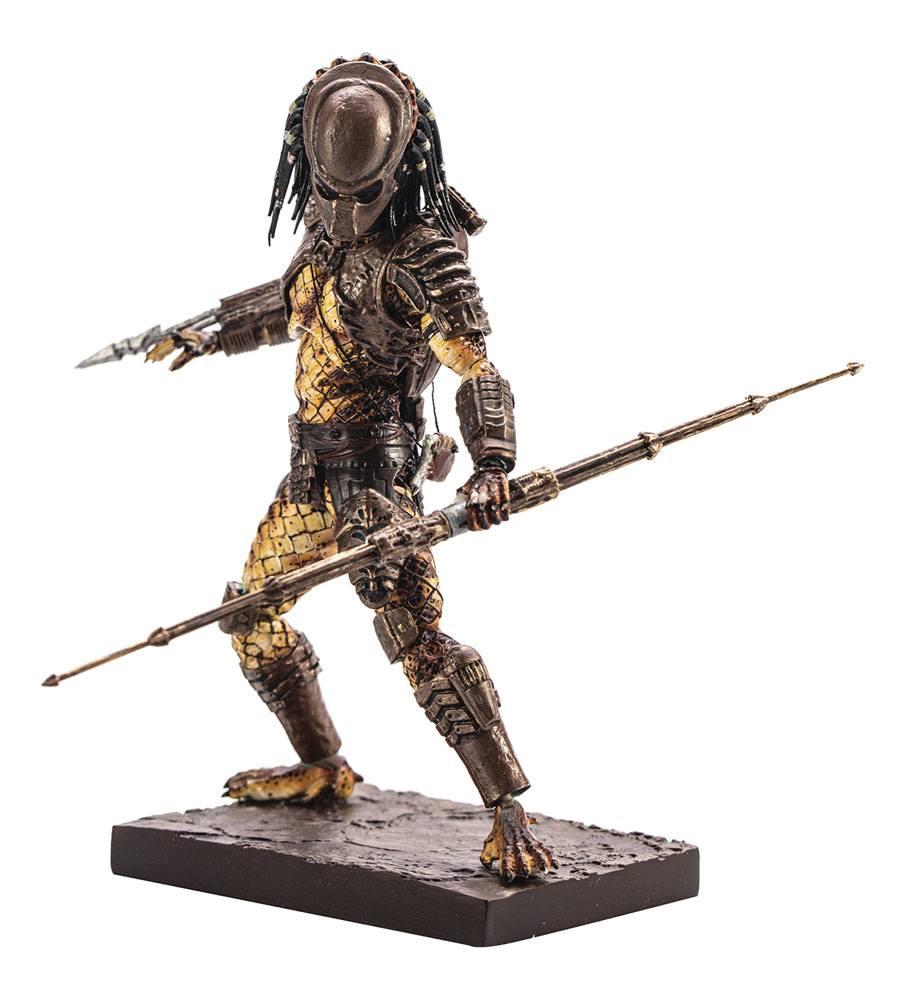 Predator Action Figure 1/18 City Hunter Previews Exclusive 10 cm