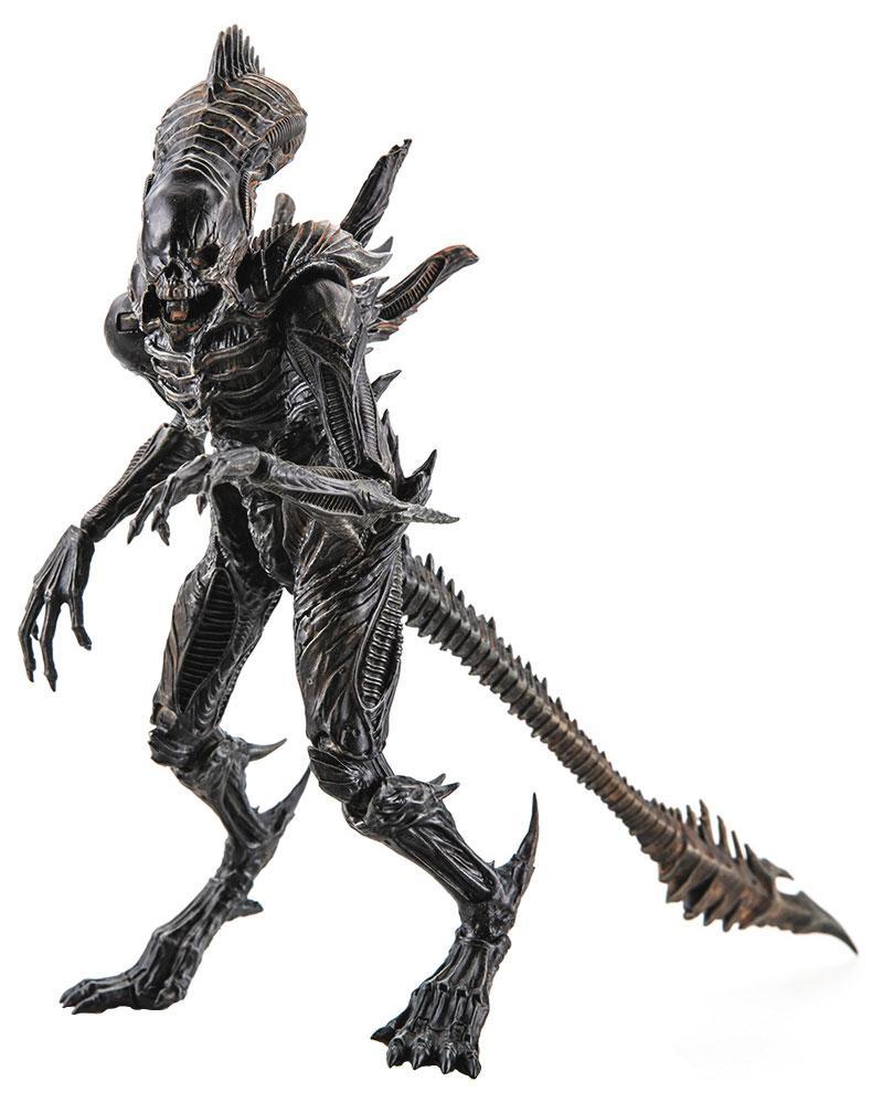 Aliens Colonial Marines Action Figure 1/18 Xenomorph Raven Previews Exclusive 23 cm