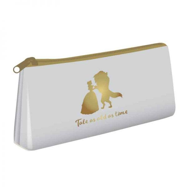 Beauty and the Beast Cosmetic Bag Floral