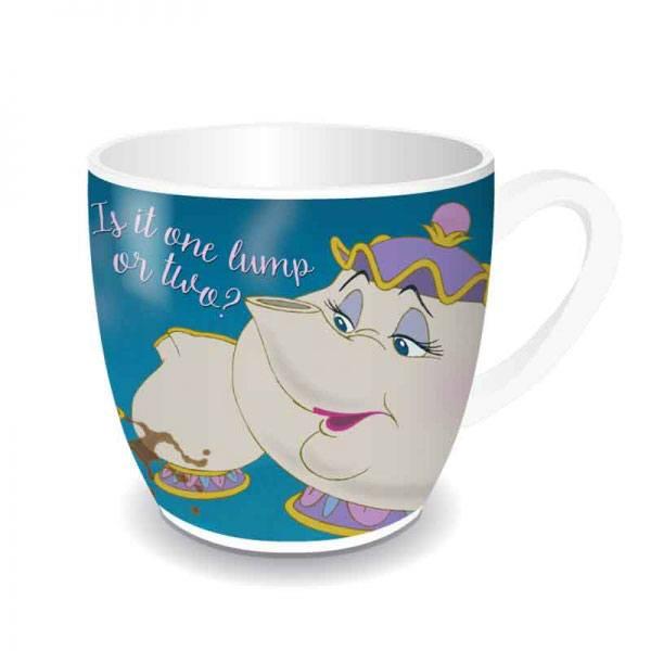 Beauty and the Beast Mug Mrs Potts