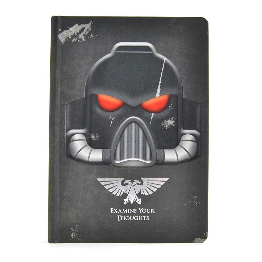 Warhammer A5 Notebook Space Marine