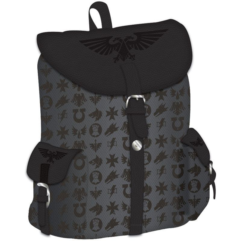 Warhammer Backpack Imperialis