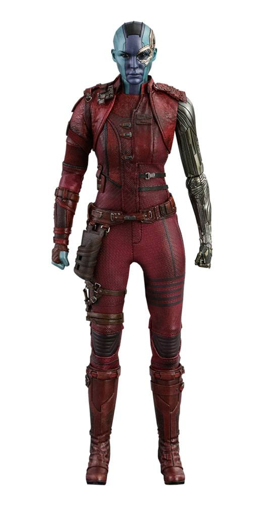 Nebula Avengers Endgame Movie Masterpiece 1/6 Action Figure by Hot Toys
