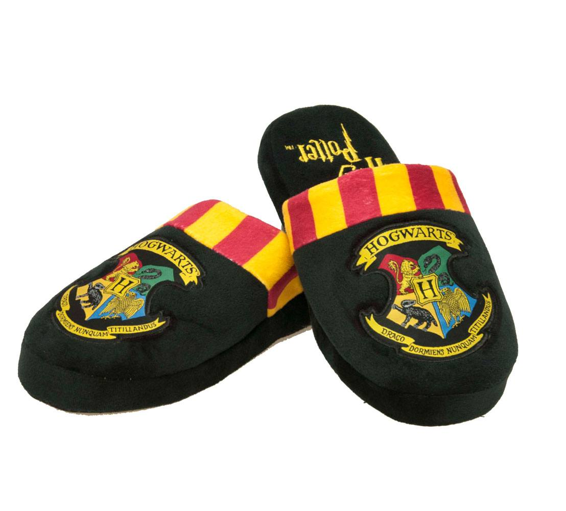 Harry Potter Slippers Hogwarts Size M