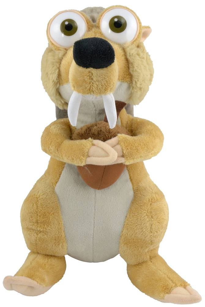 Ice Age Collision Course Plush Figure Scrat 20 cm