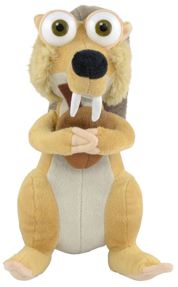 Ice Age Collision Course Plush Figure Scrat 30 cm