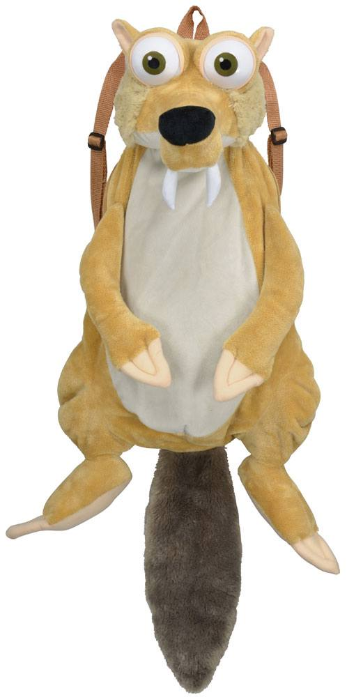 Ice Age Collision Course Plush Backpack Scrat 55 cm