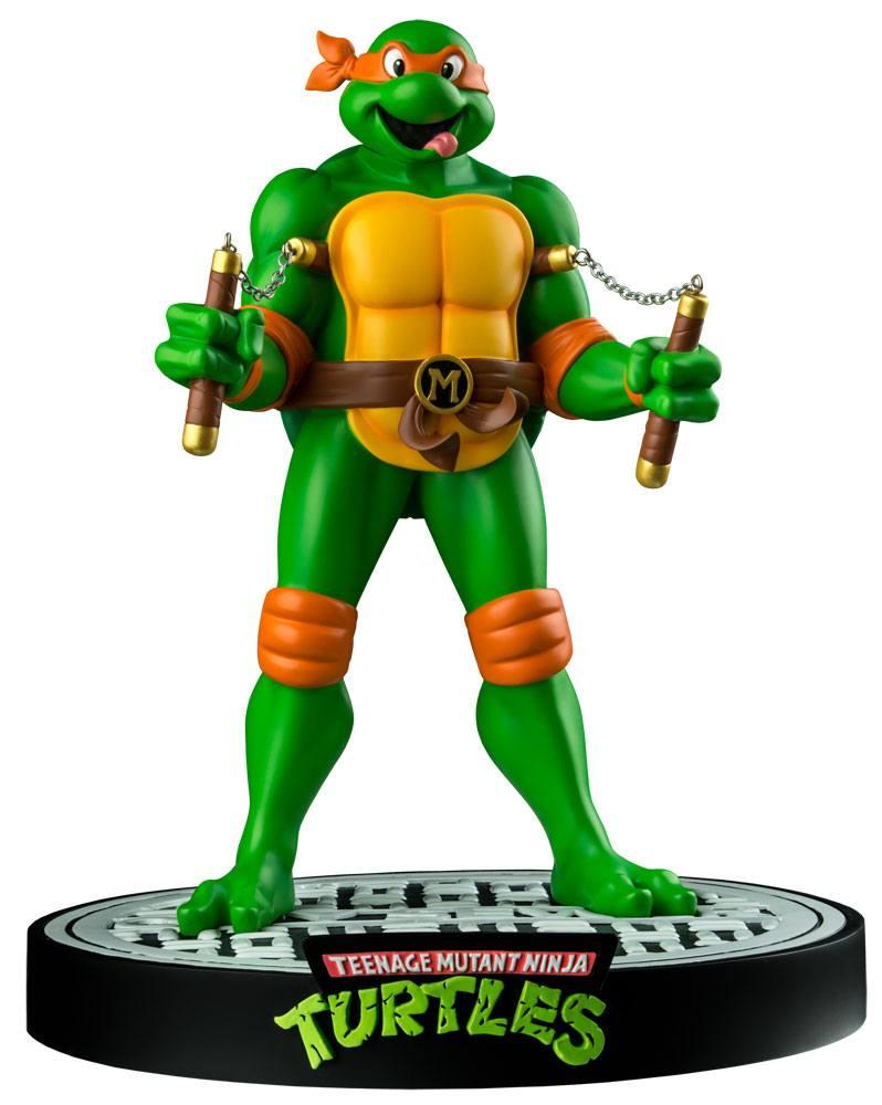 Teenage Mutant Ninja Turtles Statue Michaelangelo 31 cm