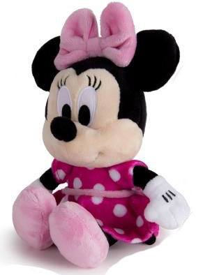 Mickey and the Roadster Racers Plush Figure with Sound Minnie 11 cm