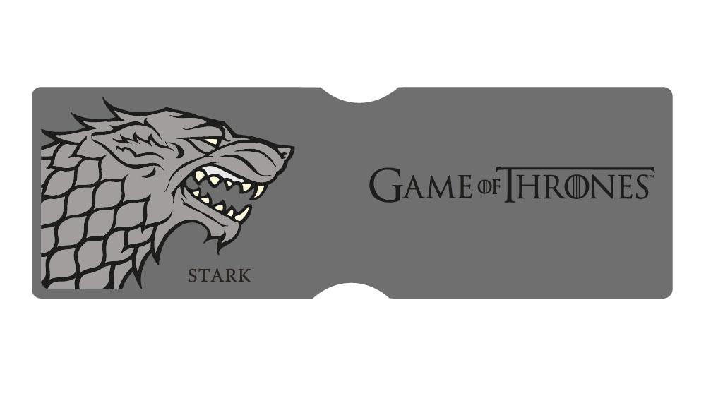 Game of Thrones Travel Pass Holder Stark