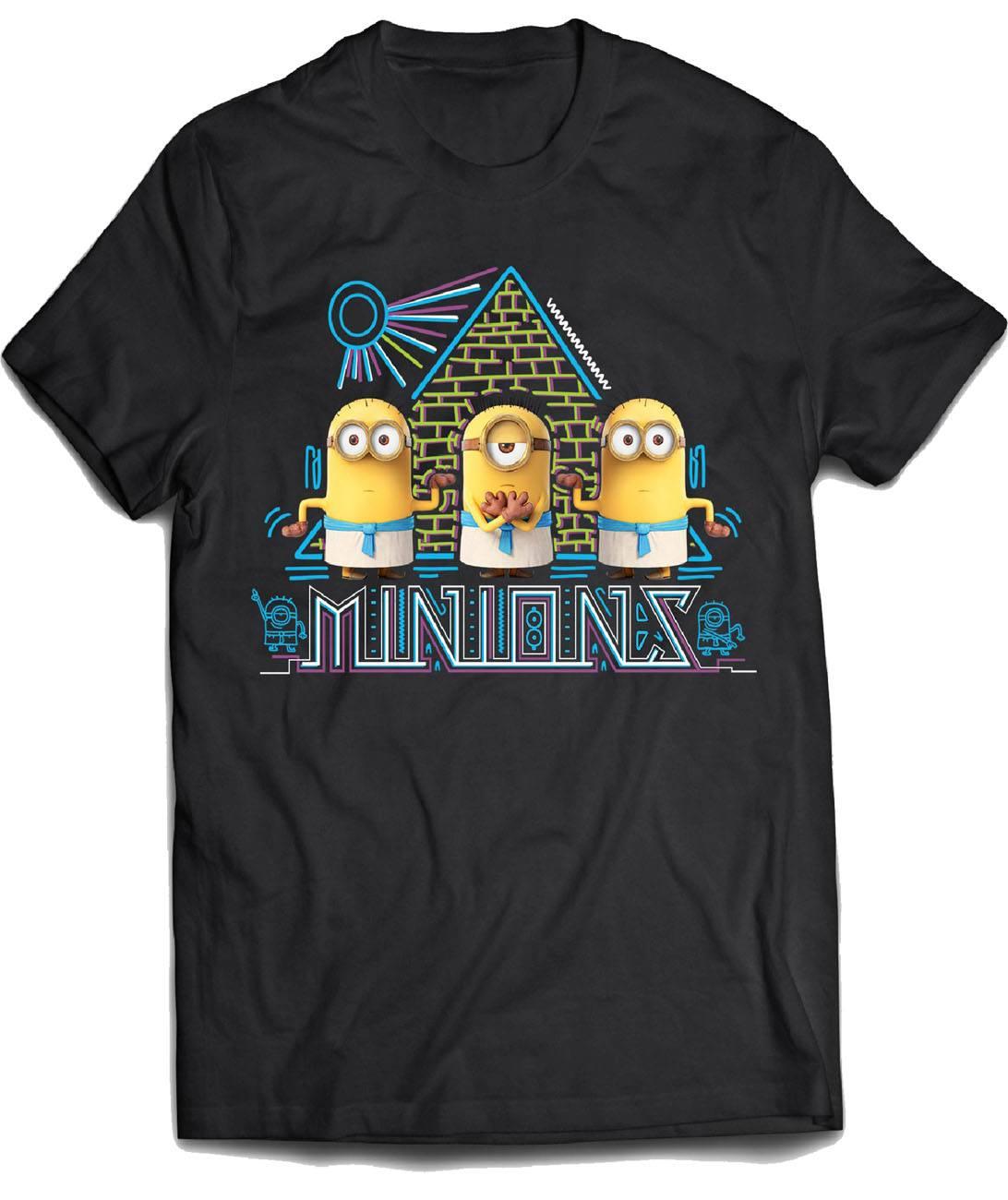 Minions T-Shirt Egypt Size XL