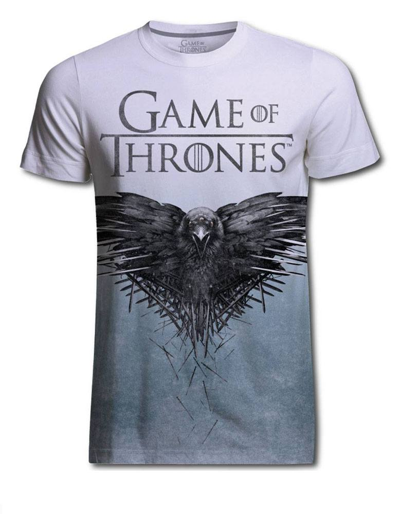 Game of Thrones T-Shirt Sublimation Size M