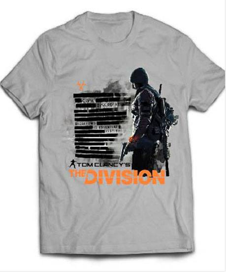 The Division T-Shirt Civil Disorder Size S