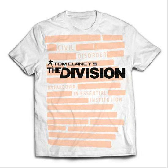 The Division T-Shirt Breakdown Size M