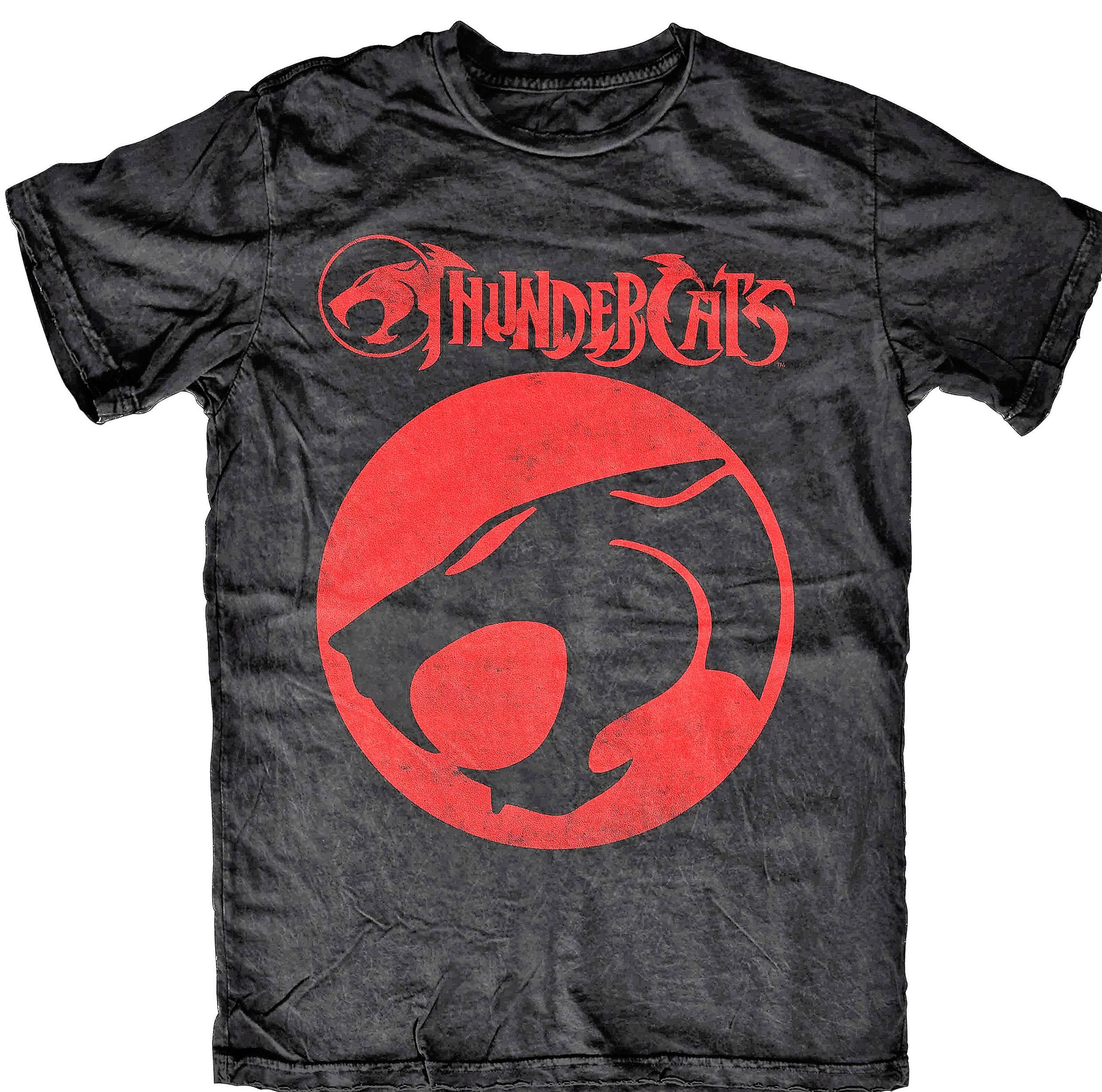 Thundercats T-Shirt Logo Size L