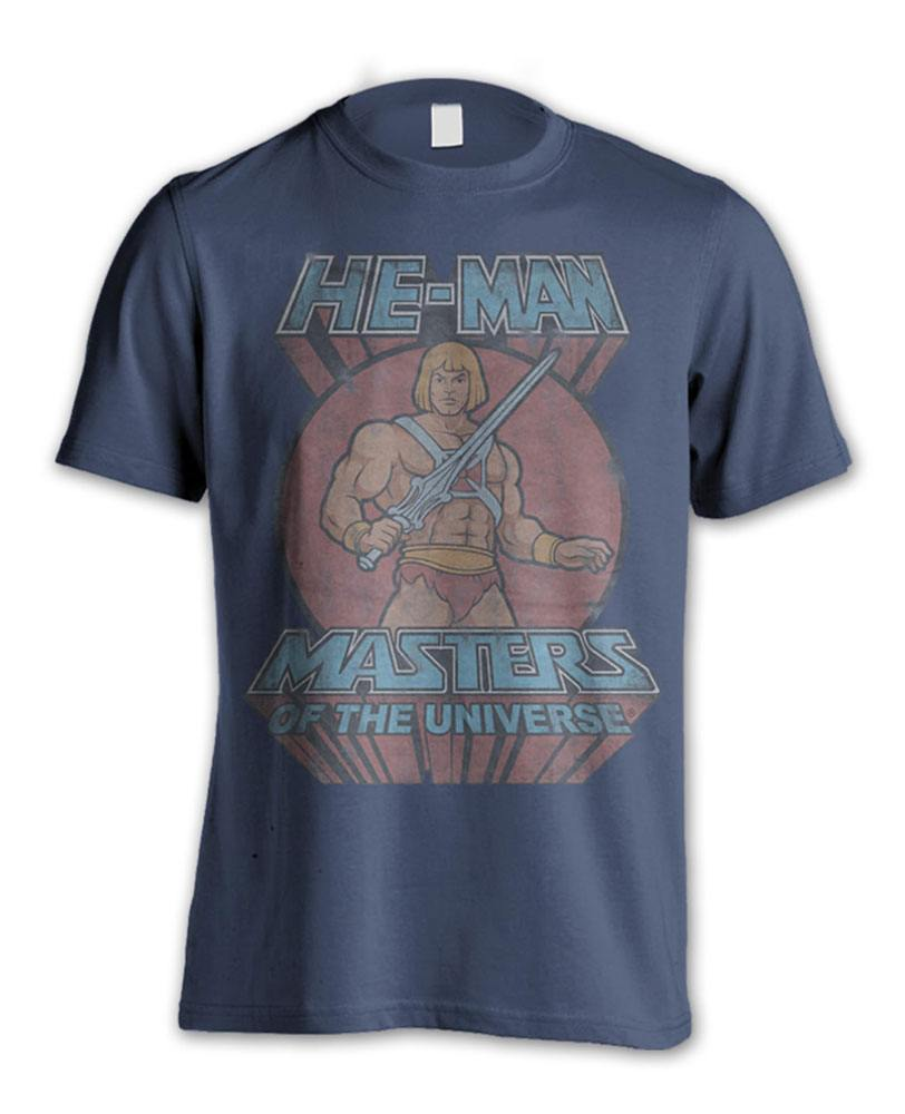 Masters Of The Universe T-Shirt Logo Size XL