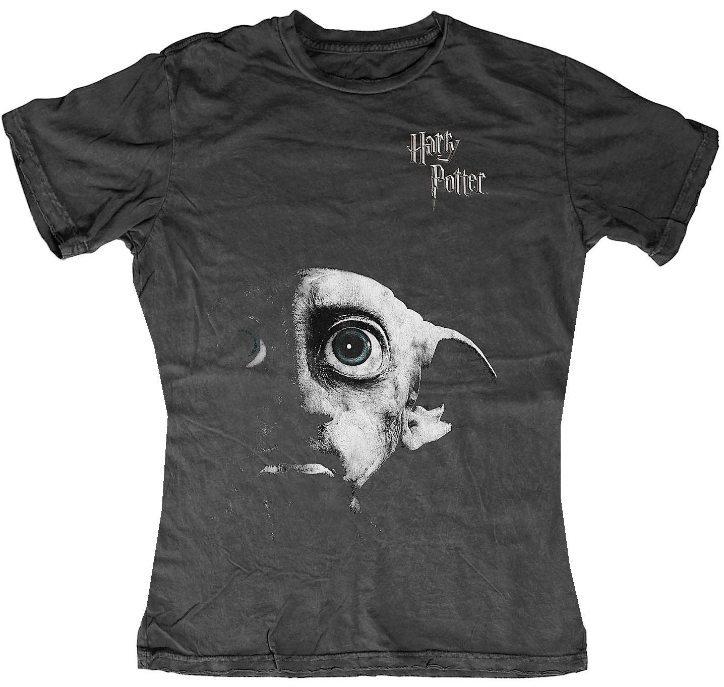 Harry Potter Ladies T-Shirt Dobby Size M