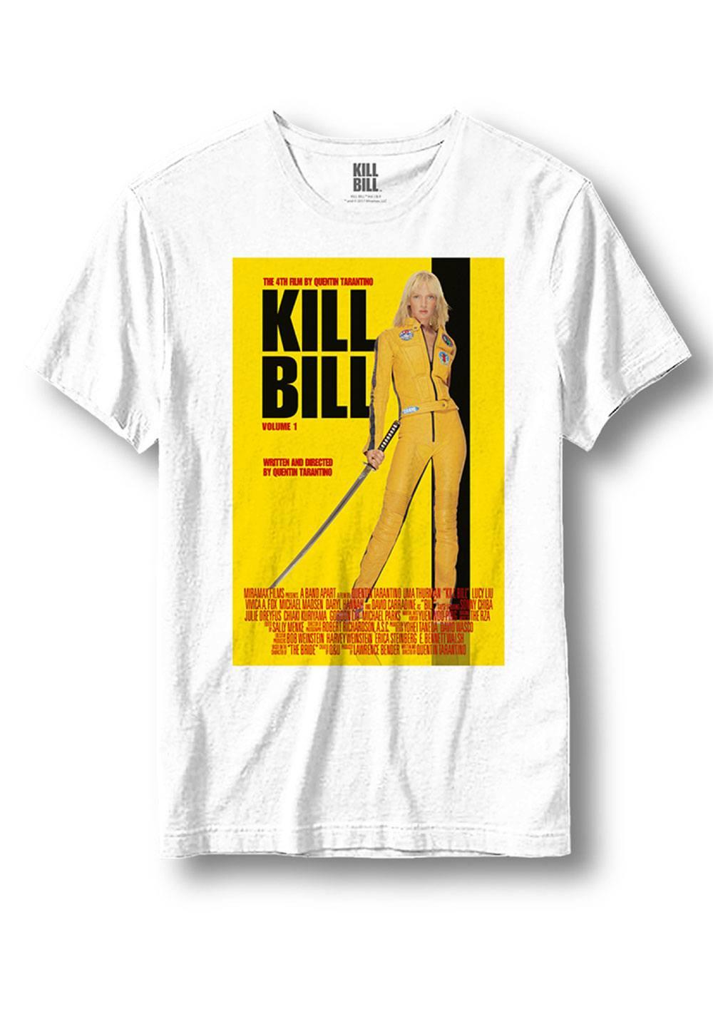 Kill Bill T-Shirt Poster Size M