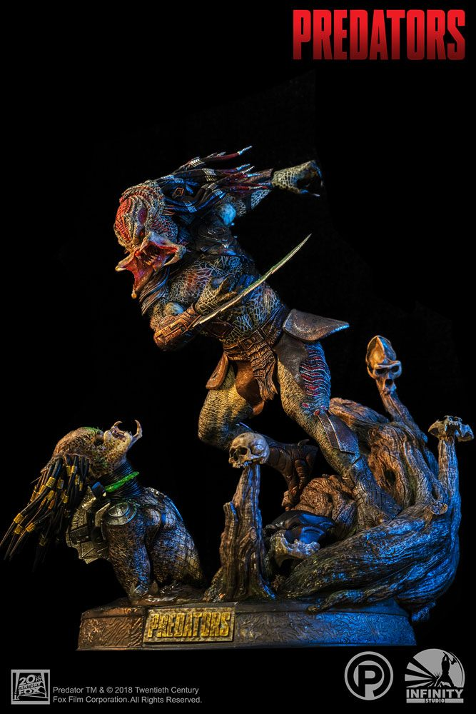 Berserker Predator 1/4 Statue by Infinity Studio