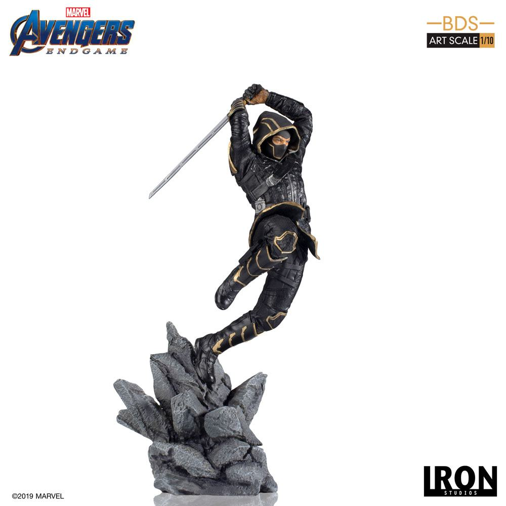 Ronin Avengers Endgame BDS Art Scale 1/10 Statue by Iron Studios
