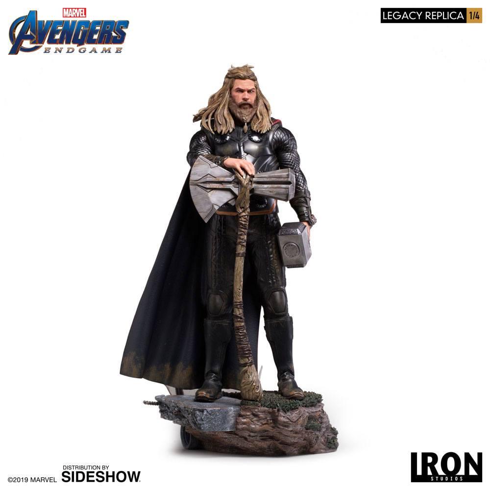 Thor Avengers Endgame Legacy Replica 1/4 Statue by Iron Studios