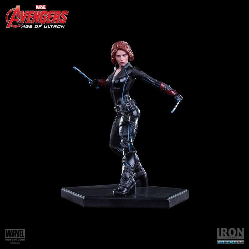 Avengers Age of Ultron Statue 1/10 Black Widow 16 cm