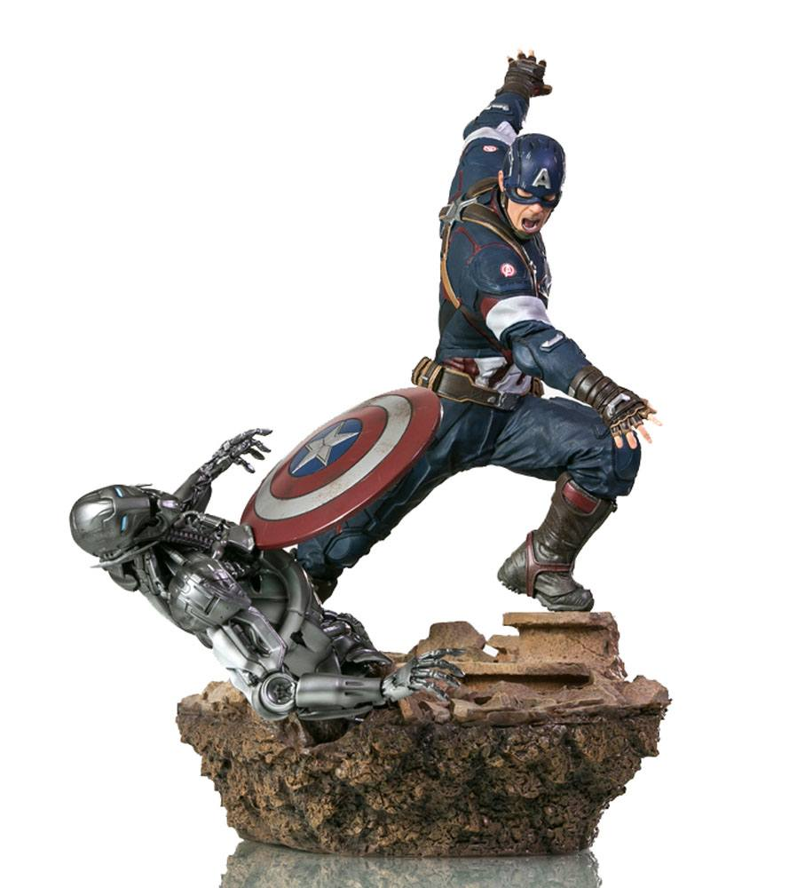 Avengers Age of Ultron Statue 1/6 Captain America 40 cm
