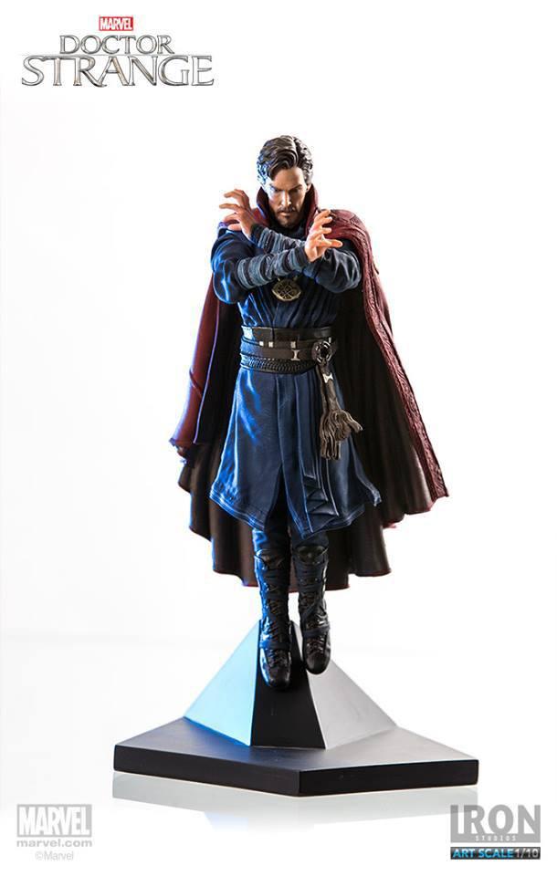 Doctor Strange Statue 1/10 Doctor Strange 20 cm