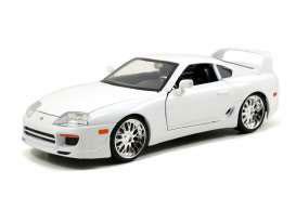 Fast & Furious 7 Diecast Model 1/24 1995 Toyota Supra