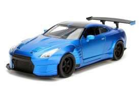 Fast & Furious Diecast Model 1/24 2009 Nissan GT-R R35 Ben Sopra