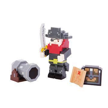 Terraria Action Figure Pirate 7 cm