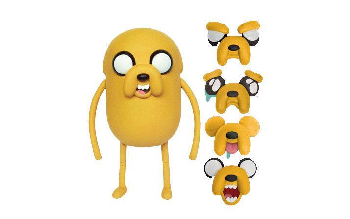 Adventure Time Deluxe Action Figure Jake 25 cm