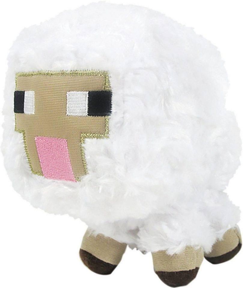 Minecraft Plush Figure Baby Sheep 15 cm