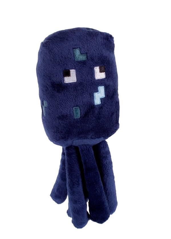 Minecraft Plush Figure Squid 18 cm