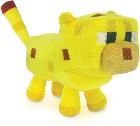 Minecraft Plush Figure Baby Ozelot 16 cm