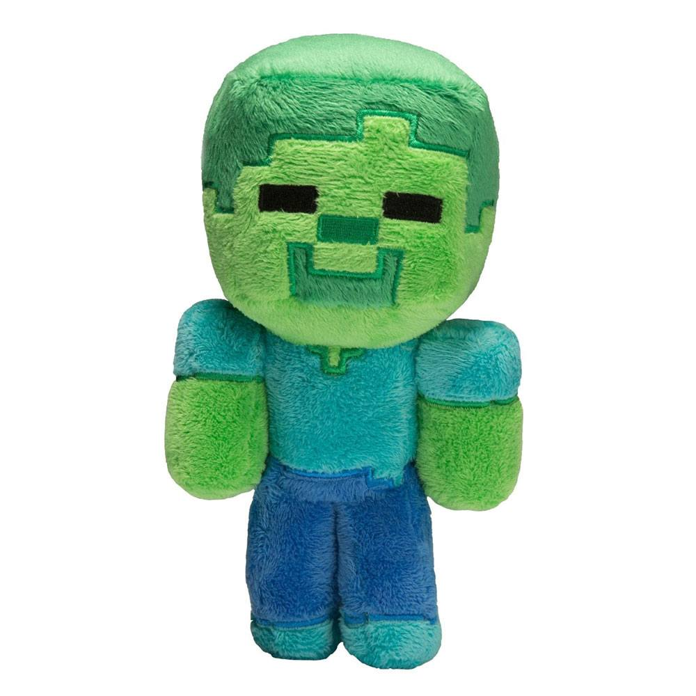 Minecraft Plush Figure Baby Zombie 22 cm