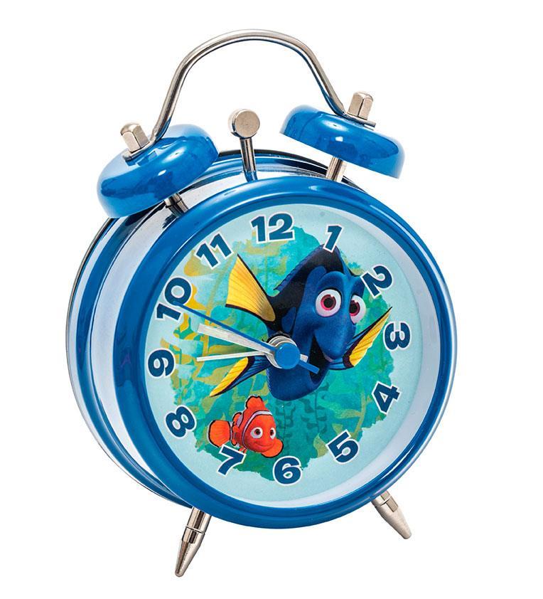 Finding Dory Alarm Clock with Sound Dory & Nemo