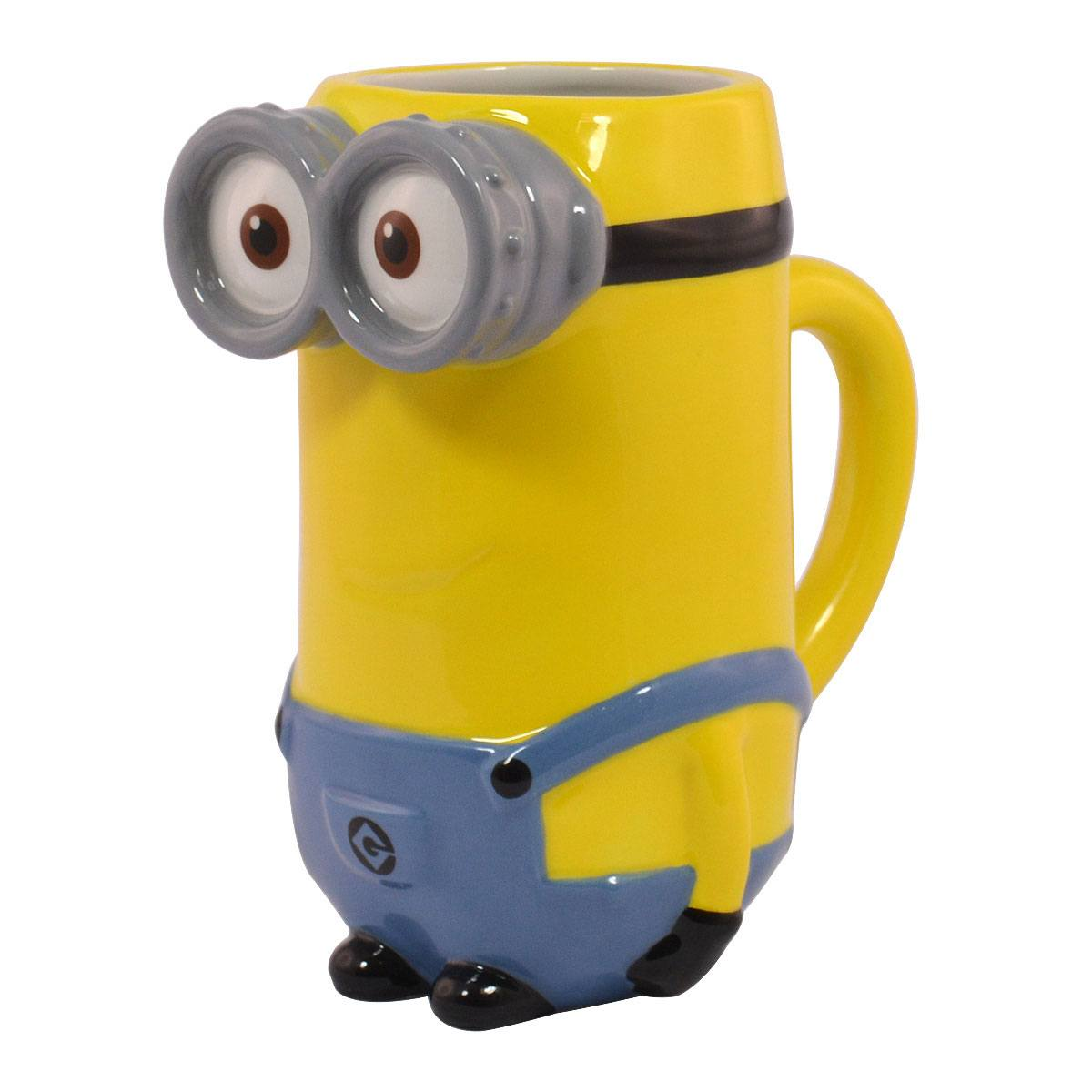 Despicable Me 3 Ceramic Mug 3D Kevin